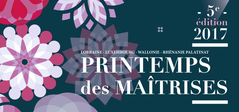 Permalink to:Printemps des Maîtrises 2017 – 5e édition